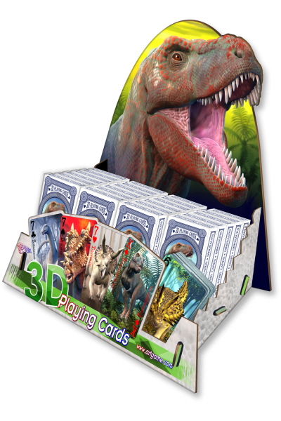 ATG-Stand_Dinosaur_Cards_with_Full_stock